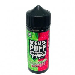 Watermelon & Cherry - Moreish Puff, 120ml  - Moreish Puff