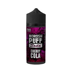 Soda Cherry Cola - Moreish Puff, 120ml - Moreish Puff