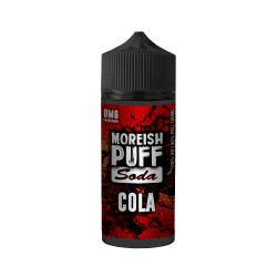 Soda Original Cola - Moreish Puff, 120ml - Moreish Puff