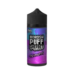 Raspberry Sherbet - Moreish Puff, 120ml - Moreish Puff