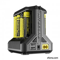 Nitecore Intellicharger I8  - Opladere