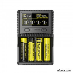 Nitecore Intellicharger SC4  - Opladere