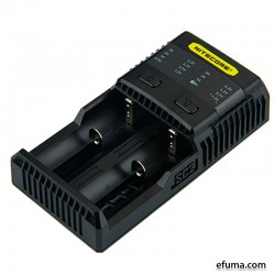 Nitecore SC2 Superb Charger - Chargers