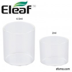 Eleaf Melo 4 D22 Glass - Spare Parts