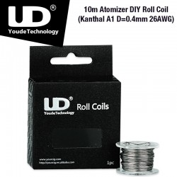 Kanthal A1 D, 0.4mm 26AWG - Kanthal A1