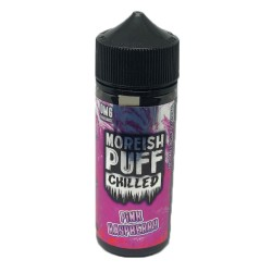 Chilled Pink Raspberry - Moreish Puff, 120ml  - Moreish Puff