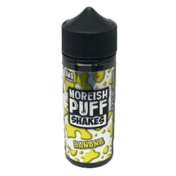 Banana Shakes - Moreish Puff, 120ml  - Moreish Puff