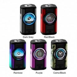 Dynamo 220W TC Box MOD - Home