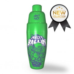 Hippie Trail - Nasty Ballin, 60ml - Nasty Juice