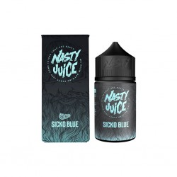 Sicko Blue - Nasty Berry, 60ml - Nasty Juice