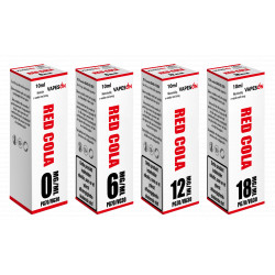 Red Cola, 10ml - Vapeson
