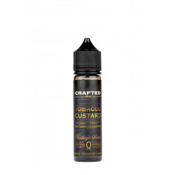 Tobacco Custard, 60ml - Crafted - Crafted Liquids