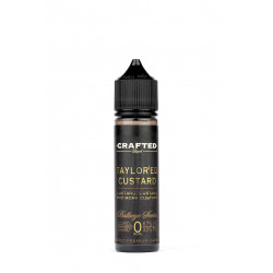 Taylor'ed Custard, 60ml - Crafted - Crafted Liquids