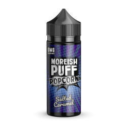 Salted Caramel Popcorn - Moreish Puff, 120ml  - Moreish Puff