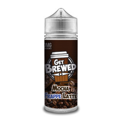 Mocha Frappe Latte - Moreish Puff, 120ml - Moreish Puff