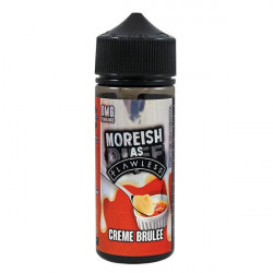 Creme Brulee - Moreish Puff, 120ml  - Moreish Puff