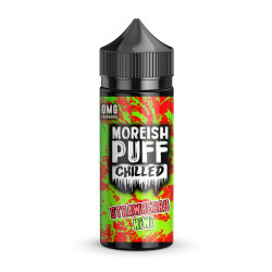 Chilled Strawberry Kiwi - Moreish Puff, 120ml - Moreish Puff - Chilled