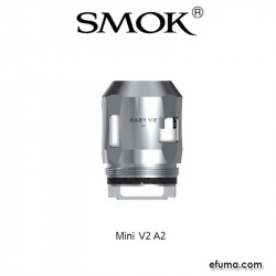 3 pcs. SMOK Mini V2 A2 Coil - 0.20ohm