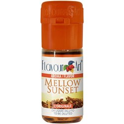 Mellow Sunset - Flavour Art  - Flavour Art