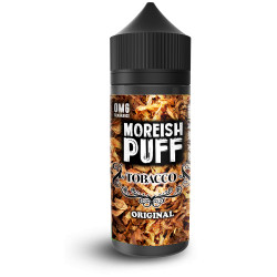 Tobacco, Original - Moreish Puff, 120ml - Moreish Puff