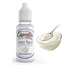 Creamy Yogurt - Capella