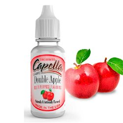Double Apple - Capella  - Capella Flavors