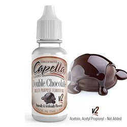 Double Chocolate V2 - Capella  - Capella Flavors