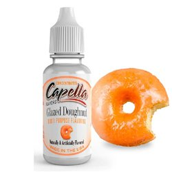 Glazed Doughnut - Capella