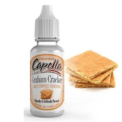 Graham Cracker V2 - Capella  - Capella Flavors
