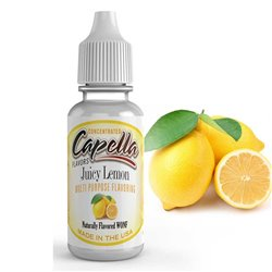 Juicy Lemon - Capella  - Capella Flavors