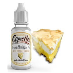 Lemon Meringue Pie - Capella  - Capella Flavors