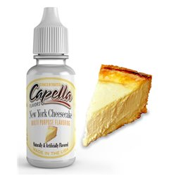 New York Cheesecake - Capella  - Capella Flavors
