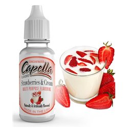 Strawberries and Cream - Capella