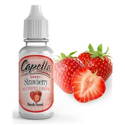 Sweet Strawberry - Capella  - Capella Flavors