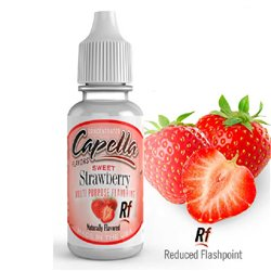 RF Sweet Strawberry - Capella  - Capella Flavors