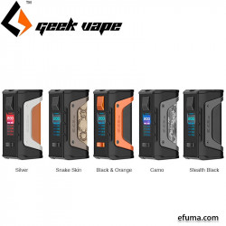 Aegis Legend 200W Box Mod - Mods