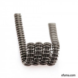 Demon Killer Framed Clapton coils - Special Wire