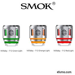 SMOK Baby-T12 Coil - Light Edition  - SMOK Coils