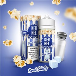 Popcorn, Sweet & Salty - Kernel, 120ml