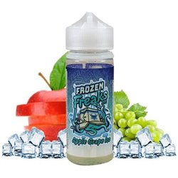 Apple Grape Ice, 120ml - Frozen Freaks  - Frozen Freaks