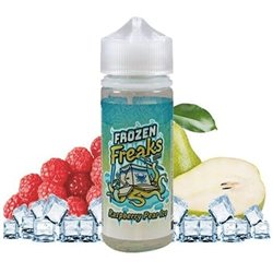 Raspberry Pear Ice, 120ml - Frozen Freaks  - Frozen Freaks