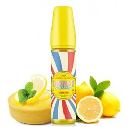 Lemon Tart, 60ml - Dinner Lady  - Dinner Lady