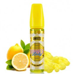 Lemon Sherbets, 60ml - Dinner Lady Sweets