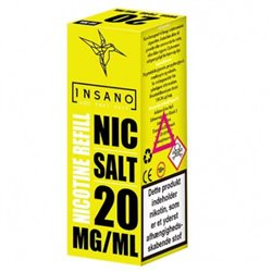 Nikotin salt 20mg/ml