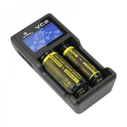 XStar VC2-port Charger - Chargers