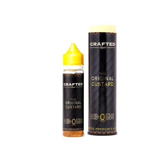 The Original Custard, 60ml