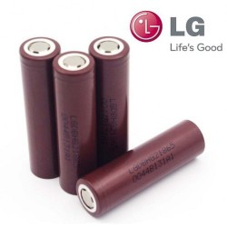 LG HG2 18650 3000mAh Li-Ion Battery - 20A - Batteries